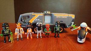 Playmobil spy team for sale