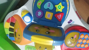 Toddler or Baby's activity toy FP brand