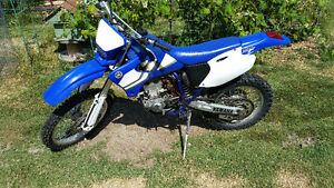 WR400F For Sale