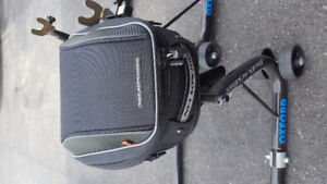 Nelson-Rigg CL-1060-S Sport Tail/Seat Bag