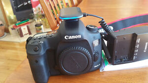 Canon 5 D Mark  III body only, with Pulse remote trigger