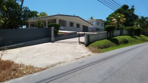 Ocean Front Propety For Sale North East Coast, Trinidad and T'go