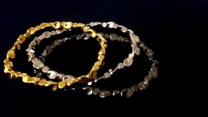 Beautiful Lia Sophia 3pc Bracelet Set London Ontario image 1