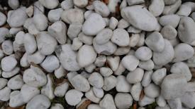 White cobbles, Spanish