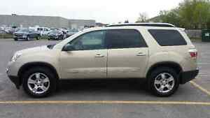 2008 GMC Acadia SAFETIED & E-TESTED.