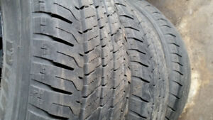 Rims and Tires 235/65/16  --- 114.3