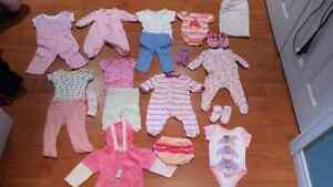 0-3 month clothing lot St. John's Newfoundland image 1