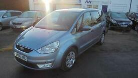 FORD GALAXY 1.8TDCI DIESEL LX 125BHP MANUAL 7SEATER MPV 56reg BLUE VGC