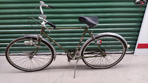 Vintage Eaton Truline Glider 3-speed Built by Raleigh in England