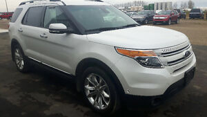 **Certified 2014 Ford Explorer Limited SUV, PST Paid