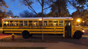 WANTED- school bus for RV conversrion (not another one!)