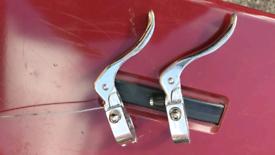 Bike brake leaver