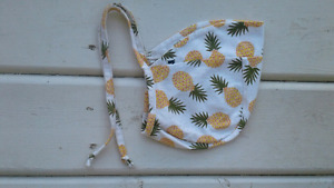 Little and Lively Pineapple Bonnet