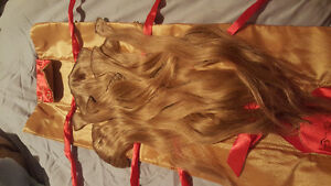 clip in hair extensions $80 a set