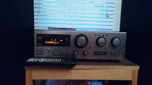 JVC Surround Receiver RX-817 with remote
