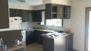 Cabinet and Floor Refinishing & Interior Painting Kitchener / Waterloo Kitchener Area image 5