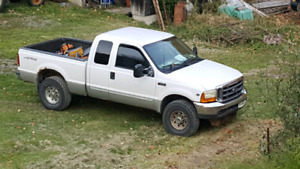 F 250 Looking for parts truck