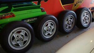 Alfa Romeo Rims and Tires