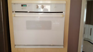 Jenn-Air built-in wall oven - white