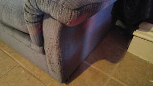Hide-A-Bed couch in great shape