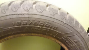 Goodyear Nordic Winter Tires 195/60 R15