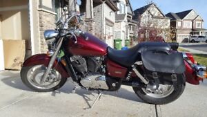 2007 Honda Shadow Sabre 1100cc