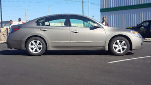 2008 Nissan Altima 2.5 SL. MVI & Detailing Included