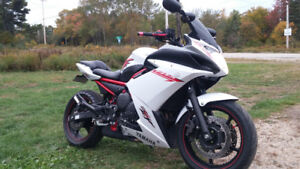 ***2013 Yamaha FZ6R***MINT** Lot of Extras***