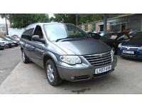 Chrysler Grand Voyager 2.8CRD auto Executive 7 seater - 2007 07-REG - FULL MOT