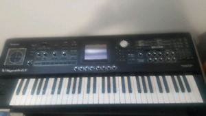 Roland V synth GT worlds most expressive synthesizer