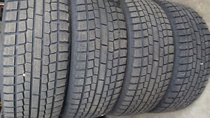 Winter rims and tires 205/55/r16 5-108 5-100 bolt