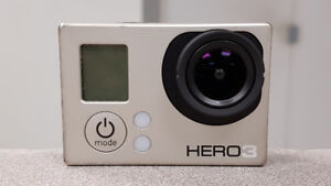 GoPro Hero3 White Edition Camera - CAMERA ONLY