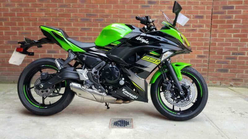 Kawasaki Ninja 650 Ex650kjfa Abs Krt Edition Pre Registered In