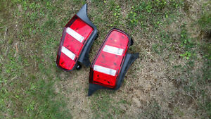 2012 MUSTANG TAIL LIGHTS