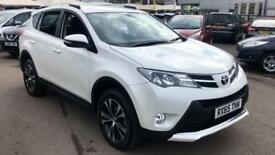 2015 Toyota Rav4 2.0 V-matic Invincible 5dr M-D Automatic Petrol Estate