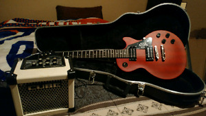 Guitar and amp $800 OBO