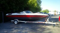 1991 Chapparal 20' Bowrider with Trailer