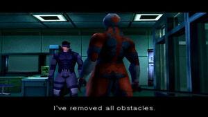 Metal Gear Solid - PS1 (black label) London Ontario image 7
