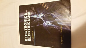 Electrical textbooks, Electricians textbooks