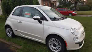 Fiat 500 Lounge 2012 for sale 5999$