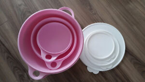Tupperware Containers (brand new)