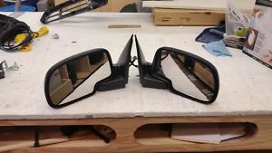 Silverado Sierra power/heated mirrors