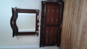 Furniture in nice condition-  Italian make.