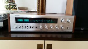 Vintage Concord 250 Stereo Receiver