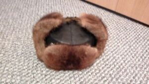 Fur Hat with flaps