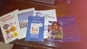 Mohawk College Brand New Marketing Books with Access Codes