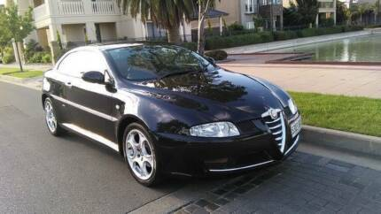 2007 Alfa Romeo GT Coupe