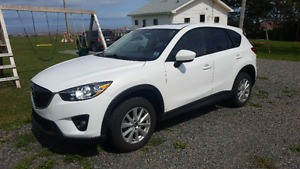 2014 Mazda CX-5 GS Low Kilometers 61,000 kms
