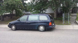 1996 Ford Windstar Minivan, Van