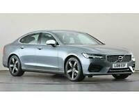 2018 Volvo S90 2.0 D4 R DESIGN 4dr Geartronic Auto Saloon diesel Automatic